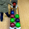BEN MIKESELL | THE GOSHEN NEWS<br /> The Goshen Chamber of Commerce organized the 10th annual Spare Time with the Chamber event Thursday at Maple City Bowl.