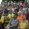 BEN MIKESELL | THE GOSHEN NEWS<br /> Thursday night's first-ever pig wrestling event at the Kosciusko County Fair drew in a large crowd, ready to see about a dozen teams run through mud to catch a pig in 45 seconds.