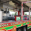 TERRAH HARMON | THE GOSHEN NEWS<br /> Ashley Castaneda said this is one of the newest food trucks. Photo taken Wednesday, July 11.
