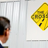 BEN MIKESELL | THE GOSHEN NEWS<br /> Officials from Teachers Credit Union and the Crossing School of Business & Entrepreneurship toured the facility at Thor Motor Coach Tuesday in Wakarusa. Students enrolled in the Crossing receive financial help from TCU to be able to work and learn along Thor employees.