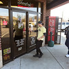 JOHN KLINE   THE GOSHEN NEWS<br /> Customers enter the Chalet Party Shoppe on C.R. 17 in Elkhart Sunday afternoon.