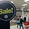 BEN MIKESELL | THE GOSHEN NEWS<br /> Shoppers peruse through Target Friday morning for Black Friday shopping.