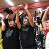 BEN MIKESELL | THE GOSHEN NEWS<br /> The Westview student section does the wave before the start of the Warriors' season-opening game against Bethany Christian Tuesday at Westview Jr.-Sr. High School.