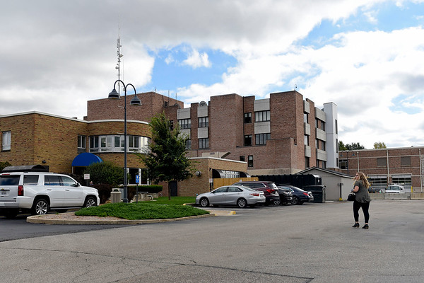 BEN MIKESELL | THE GOSHEN NEWS Goshen Health has announced a major expansion plan involving construction of a new, 106-room tower on the northwest side of the hospital, shown above.
