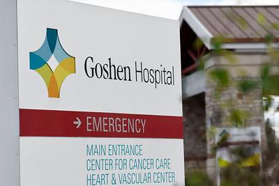 BEN MIKESELL   THE GOSHEN NEWS Goshen Hospital