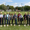 BEN MIKESELL | THE GOSHEN NEWS<br /> Attending the groundbreaking ceremony are WaNee Vision 2020 Capital Campaign committee members and guests, from left, Mark Mikel, Pete McCown, Nappanee mayor Phil Jenkins, Scott and Kami Tuttle, Missy and Todd Cleveland, John and Jane Leavitt, WaNee superintendent Scot Croner, Matt Schrock, Kevin Deary and Mandy Gerber from the Boys and Girls Club.