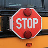 Roger Schneider   The Goshen News<br /> Indiana laws have been toughened to make the penalties greater for passing school buses while their warning lights are activated.