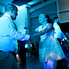 BEN MIKESELL | THE GOSHEN NEWS<br /> Jeff Horn, left, Goshen, dances with his daughter Baige, 10, during the Daddy Daughter Dance Wednesday evening at the Elkhart County 4-H Fairgrounds. The Horns are seven-year veterans of the dance organized by the Goshen Parks Department.