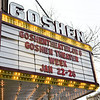 BEN MIKESELL | THE GOSHEN NEWS<br /> Goshen Theater Week was dedicated by Mayor Jeremy Stutsman to celebrate the successful fundraising for the first stage of Goshen Theater renovations.