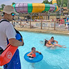 Photo contributed | Holidayworld.com <br /> A lifeguard monitors swimmers along the Bahari River attraction at Holiday World's Splashin' Safari water park in Santa Claus.