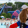 Photo contributed | Holidayworld.com <br /> A lifeguard watches out over the Bahari wave pool at Holiday World's Splashin' Safari water park in Santa Claus.