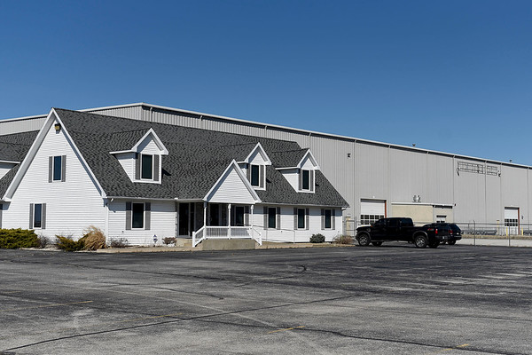 This former Hi-Tech Housing factory at 1103 S. Maple St. in Bristol will become home to the newly-formed Great Lakes Lamination company.