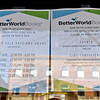 BEN MIKESELL | THE GOSHEN NEWS<br /> Better World Books closed its doors Tuesday on Main Street in Goshen. Signs on the windows said they will shut the store down entirely March 30.