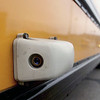 CNHI News Indiana file photo<br />  Buses, like this one, that are used by the South Vermillion School Corp.,  are equipped with cameras that can record the license plates of drivers who drive around a stopped school bus.