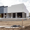 Joseph Weiser | The Goshen News<br /> A new Starbucks is currently under construction at Keystone Square on Goshen's south side.