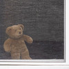 A bear sits in the window at 620 S. Third  St. for the Bear Parade in Goshen Monday morning. Residents in the community are putting bears in their windows to give walkers something to look for while exercising during the stay at home quarantine period.