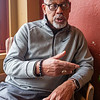 Elkhart City Council at Large Arvis Dawson speaks during an interview at The Electric Brew in Elkhart Thursday, March 12.