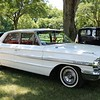 John Kline | The Goshen News<br /> This 1964 Ford Galaxie, owned by Don Moore of Goshen, was one of about 50 cars on display for people to enjoy during the fifth annual Classic Car Cruise In at the Elkhart County 4-H Fairgrounds Saturday afternoon.
