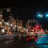 A view of the Christmas lights display near the intersection Walnut Street and Main Street Wednesday in Nappanee.