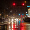 A view of the Christmas lights display along South Main Street Wednesday in Elkhart.