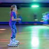 Jillian Sutter, 9, of Middlebury, rollerblades around the skating rink during the Heritage Intermediate School Skating Night at Eby's Family Fun Thursday. Eby's Family Fun is located at 14583 State Road 120, Bristol. Eby's offers lots of family activities including roller skating, arcade games, and laser tag.