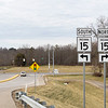 Joseph Weiser | The Goshen News<br /> A van waits to turn south onto Ind. 15 from the Waterford Mills Parkway on the city's south side in this Jan. 10 file photo.