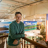 RV/MH Heritage Foundation, Inc. Vice President Ryan Szklarek poses for a photo overlooking the RV/MH Hall of Fame Tuesday.
