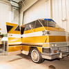 A exterior view of a 1989 Star Streak ll at the RV/MH Hall of Fame Tuesday.