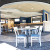 An interior view of the dinning room Monday morning during the ribbon cutting ceremony at the new Culver's on Elkhart Road in Goshen.