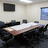 A new conference room at Bills Heating in Goshen.