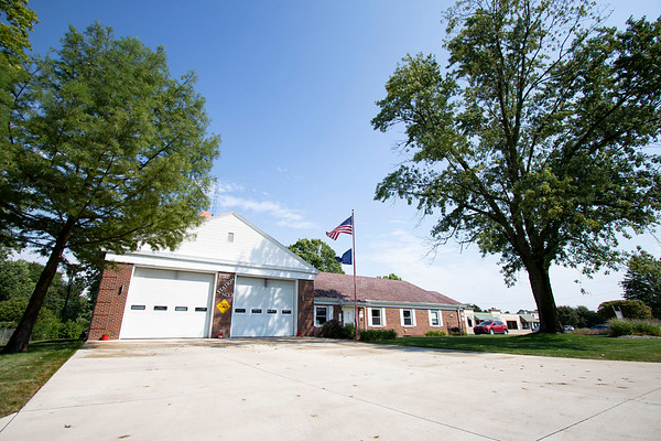 Joseph Weiser<br /> Goshen Redevelopment Commission members Tuesday began the process of searching for a new location for the city's South Fire Station, shown here at its current location at 1203 College Ave.