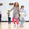 Sophia Ramirez jumps rope Friday morning during a jump rope party at Lakeland Primary Elementary in LaGrange.