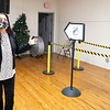 Elkhart County Health Officer Dr. Bethany Wait gives a tour of the Lincoln Center Monday which is located at 608 Oakland Avenue in Elkhart.