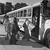THE GOSHEN NEWS | September 24, 1971<br /> Eighty-five students of Team Six at Waterford Schools boarded two buses yesterday morning for Camp Friedenswald in Michigan for a two-day outdoor education program. Team six will return tomorrow afternoon and Team Five will leave in the morning for its outing. This is the second such program for the two teams. The time will be spent in classes and recreation. The students were accompanied by three teachers E. R. Miller, Greg Cook and Mrs. Jane Mayse. Others making the trip were 10 councilors from Goshen College and a student teacher.