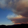 Arizona Wildfires.JPEG-0914.JPG Smoke from the Wallow Fire is seen near Reserve, New Mexico, on Thursday, June 9, 2011.  (AP Photo/The Arizona Republic, David Wallace)  MARICOPA COUNTY OUT; MAGS OUT; NO SALES