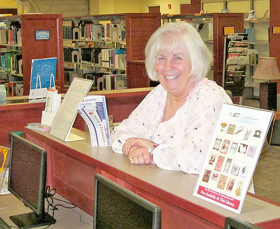 Rod Rose The Lebanon Reporter Kay Martin retires today as director of the Lebanon Public Library.