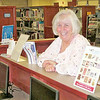 Rod Rose The Lebanon Reporter<br /> Kay Martin retires today as director of the Lebanon Public Library.