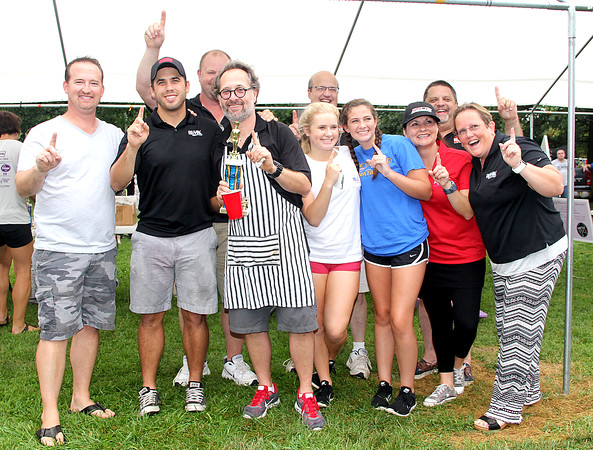 2016 Boone County Cancer Society Battle of the BBQ Sweet Winner: Remax Ability Plus