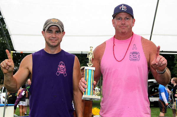 2016 Boone County Cancer Society Battle of the BBQ Hot/Spicy Winner: Lebanon Fire Department