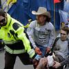 APTOPIX Boston Marathon Explosion