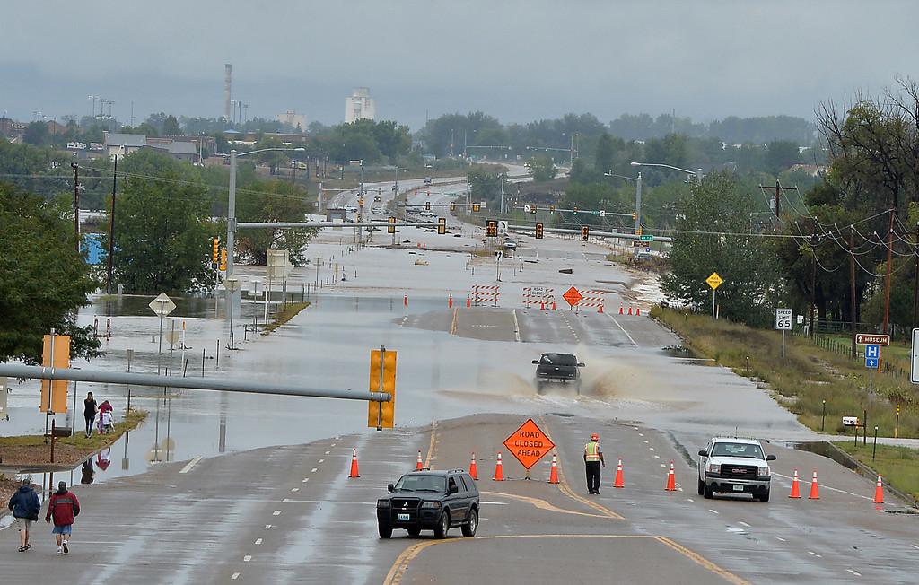 . Flood  on Friday.   September 13, 2013 staff photo/ David R. Jennings