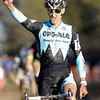 "1030CUP10.jpg Ben Berden celebrates winning the Men's Elite race of The Boulder Cup at the Valmont Bike Park in Boulder, Colorado October 30, 2011.  CAMERA/Mark Leffingwell<br /> <br /> Watch video from The Boulder Cup at  <a href=""http://www.dailycamera.com"">http://www.dailycamera.com</a>"