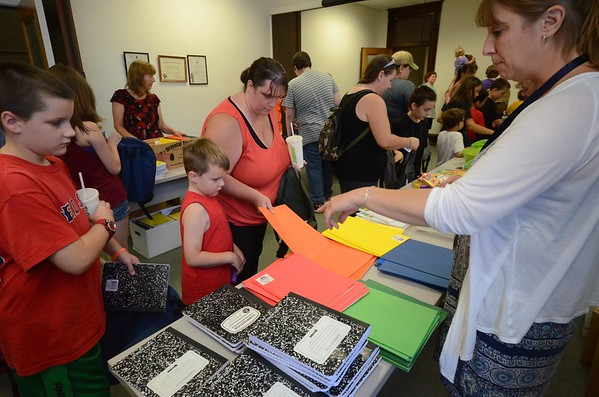Back-to-School backpack event-081816