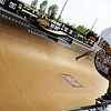 "Jared Leehager, 26, of Long Beach, C.A., does a 50/50 grind on the halfpipe during the Backyard BBQ Tour at the Flatiron Crossings mall in Broomfield on Saturday, June 4. For more photos and video of the event go to  <a href=""http://www.dailycamera.com"">http://www.dailycamera.com</a><br /> Jeremy Papasso/ Camera"