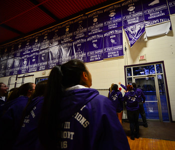 Banners unveiled - 032117