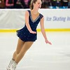 Ashton Goyette, of Adams, performs during the Bay State Skate Figure Skating Show. The show opened the Bay State Winter Games on Saturday, Jan. 28, 2017, at Williams College's Lansing Chapman Ice Rink.<br /> John Starsja, Special to The Berkshire Eagle