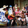 F0210BEAST6.jpg F0210BEAST6<br /> L-R: as Christa Gesicki as Mrs. Potts, Maria Gesicki as Chip, Thomas Roller as Cogsworth, Zach Thompson as Maurice, Haley DiVirgilio as Babette, and Nick Iaconetti as Lumiere, during a rehearsal of Legacy High School's production of Beauty And The Beast, on Wednesday evening, February 6th, 2013.<br /> <br /> Photo by: Jonathan Castner