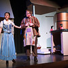 F0210BEAST4.jpg F0210BEAST3<br /> Lauren Chew as Belle, and Zach Thompson, as Maurice, during a rehearsal of Legacy High School's production of Beauty And The Beast, on Wednesday evening, February 6th, 2013.<br /> <br /> Photo by: Jonathan Castner