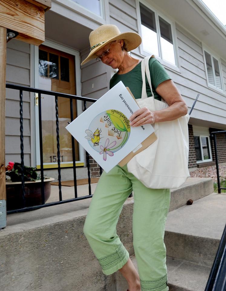 Bee Safe Neighborhoods in Boulder