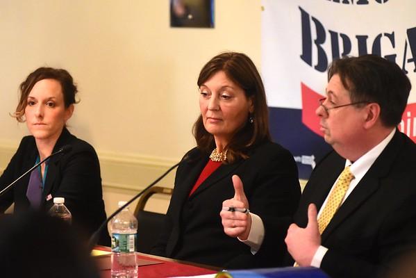 Berkshire District Attorney Debate - 051618